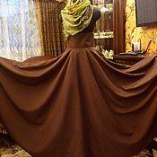 Одежда ручной работы. Ярмарка Мастеров - ручная работа Юбка-солнце. Handmade.