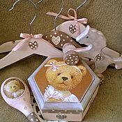 """Подарки к праздникам ручной работы. Ярмарка Мастеров - ручная работа Набор для новорожденного """"Машуля"""". Handmade."""