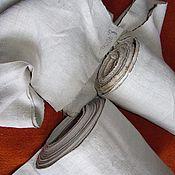 Материалы для творчества ручной работы. Ярмарка Мастеров - ручная работа Конопляная домоткань раритет в наличии. Handmade.