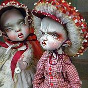 Куклы и игрушки ручной работы. Ярмарка Мастеров - ручная работа Мухомор Бука. Handmade.