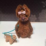 Куклы и игрушки ручной работы. Ярмарка Мастеров - ручная работа Марта и Эрик. Handmade.