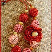 Одежда ручной работы. Ярмарка Мастеров - ручная работа Слингобусы с цветком. Handmade.