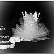 Работы для детей, ручной работы. Ярмарка Мастеров - ручная работа Короны для фотосессии. Handmade.