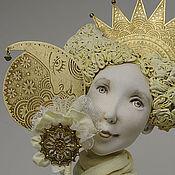 """Куклы и игрушки ручной работы. Ярмарка Мастеров - ручная работа Авторская кукла """"Свет  вечерней звезды"""". Handmade."""