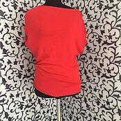 Одежда ручной работы. Ярмарка Мастеров - ручная работа На одно плече. Handmade.