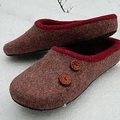 Обувь ручной работы. Ярмарка Мастеров - ручная работа Бабушкина радость. Handmade.