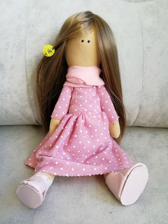 Кукла Маша Кукла Даша, Куклы Тильда, Новосибирск,  Фото №1