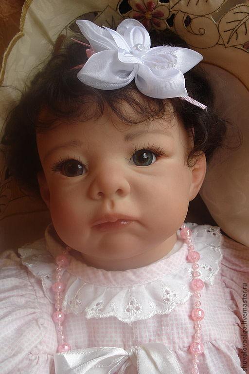 Куклы-младенцы и reborn ручной работы. Ярмарка Мастеров - ручная работа. Купить Кукла реборн Бэтани. Handmade. Кукла реборн