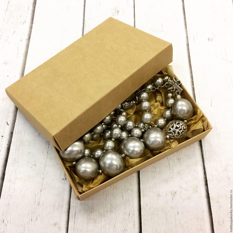 Кашпо ручной работы. Ярмарка Мастеров - ручная работа. Купить Коробка 10,5х6,5х1,5 см картон. Handmade.