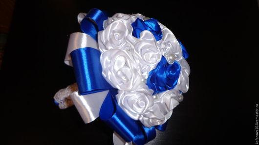 Свадебные цветы ручной работы. Ярмарка Мастеров - ручная работа. Купить букет-дублёр. Handmade. Свадьба, свадебные аксессуары