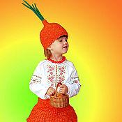 """Работы для детей, ручной работы. Ярмарка Мастеров - ручная работа Карнавальный костюм """"Луковка"""". Handmade."""