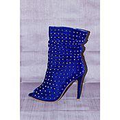 Обувь ручной работы handmade. Livemaster - original item Boots summer. Handmade.
