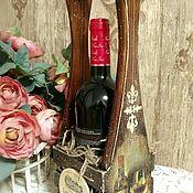 Для дома и интерьера handmade. Livemaster - original item Wine box