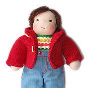 Куклы и игрушки ручной работы. Ярмарка Мастеров - ручная работа Вальдорфская Кукла Мальчик. Handmade.