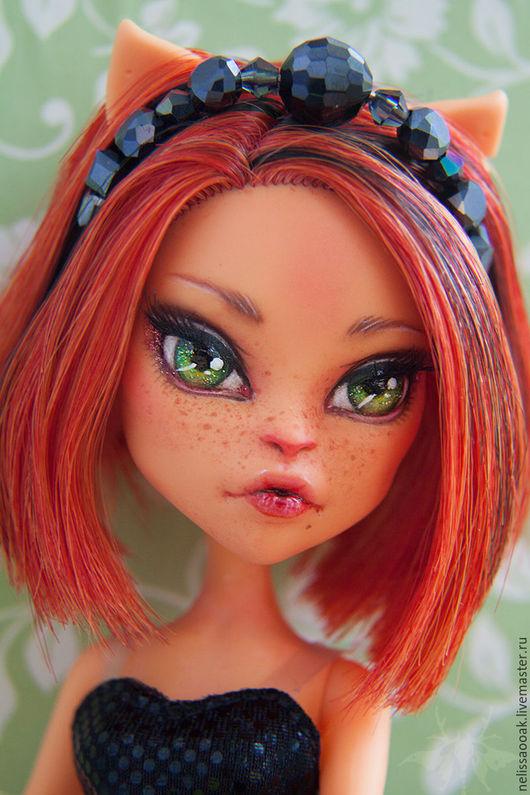 Коллекционные куклы ручной работы. Ярмарка Мастеров - ручная работа. Купить ООАК Торалей Страйп Fierce Rockers. Handmade. Рыжий