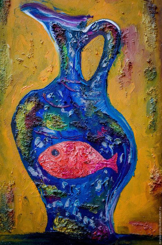 Волшебная рыбка из сказки исполнить три желания ....загадайте и всю будет !!!