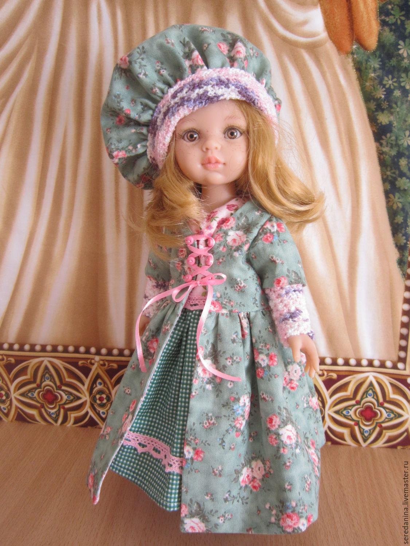 Многослойный комплект для куклы Паола Рейна, Одежда для кукол, Омск, Фото №1
