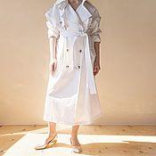 Одежда handmade. Livemaster - original item Women`s gosh raincoat. Handmade.