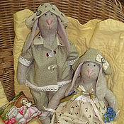 Куклы и игрушки ручной работы. Ярмарка Мастеров - ручная работа Семейство Пушей. Handmade.