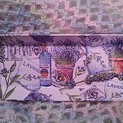 Для дома и интерьера ручной работы. Ярмарка Мастеров - ручная работа Подносик Прованс. Handmade.