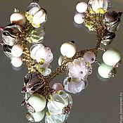 Украшения handmade. Livemaster - original item Necklace Feeling of spring. Handmade.