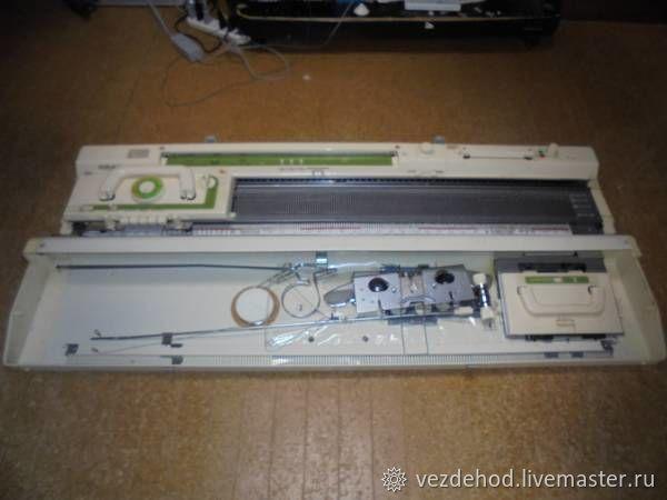 Вязальная машина Япония  Brother KH 881  – купить в интернет-магазине на Ярмарке Мастеров с доставкой