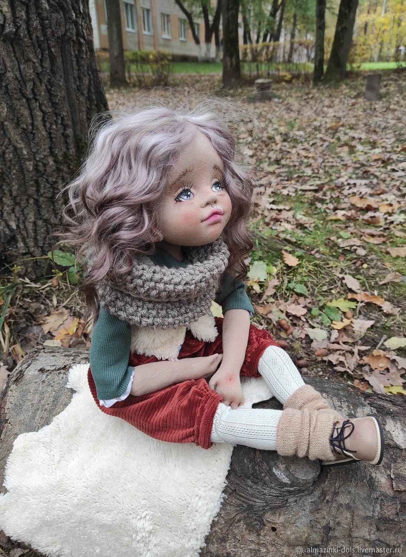 Кукла Ника, Шарнирная кукла, Калуга,  Фото №1