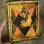 Картины и панно handmade. Livemaster - original item The icon of the mother of God