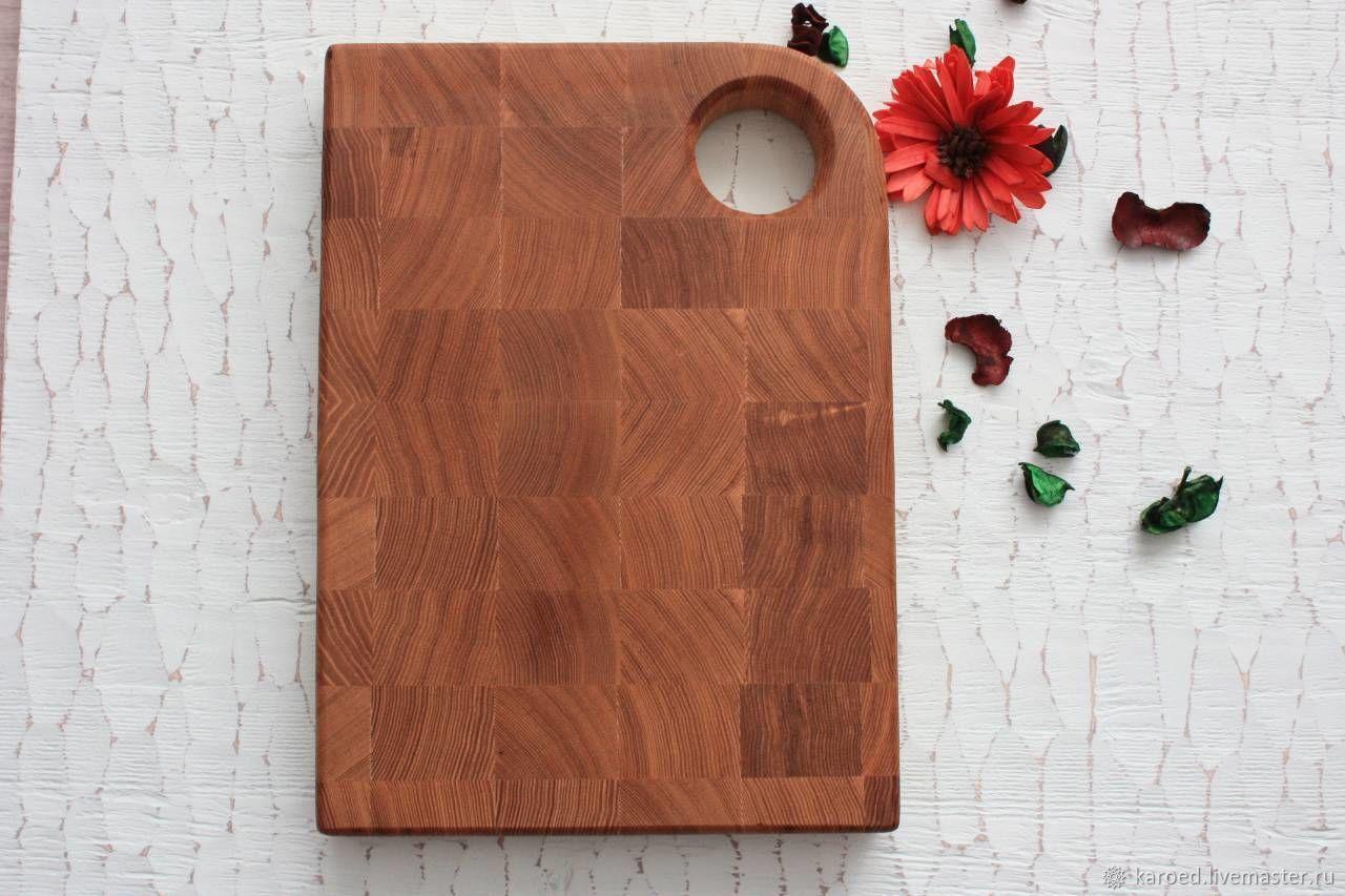 End cutting Board 3, Cutting Boards, Moscow,  Фото №1