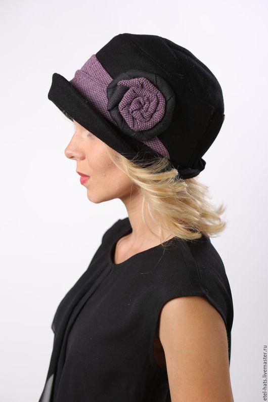 Шляпы ручной работы. Ярмарка Мастеров - ручная работа. Купить головной убор  Мэриан. Handmade. Шляпа, шляпка женская