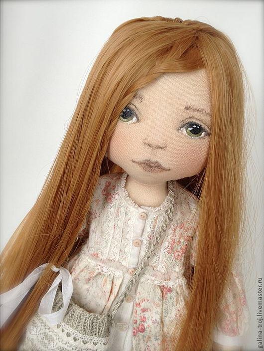 Коллекционные куклы ручной работы. Ярмарка Мастеров - ручная работа. Купить Игровая кукла. Handmade. Игровая кукла, хлопок 100%