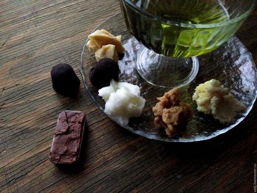 """Бальзам для губ ручной работы. Ярмарка Мастеров - ручная работа. Купить Бальзам для губ """"Кофе-Шоколад"""". Handmade. Коричневый"""
