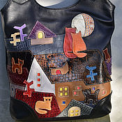 Сумки и аксессуары handmade. Livemaster - original item Bag package