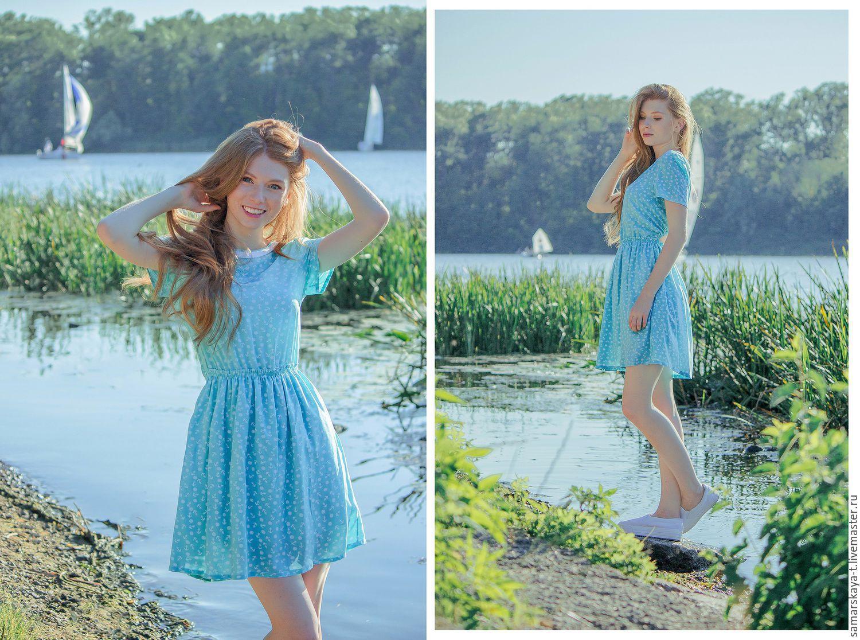 Платья с якорями фото