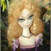 Куклы и игрушки ручной работы. Ярмарка Мастеров - ручная работа Солея. Текстильная авторская кукла. Handmade.