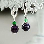 Украшения handmade. Livemaster - original item Earrings Provence. Handmade.