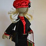 Куклы и игрушки ручной работы. Ярмарка Мастеров - ручная работа Учительница первая моя (продана). Handmade.