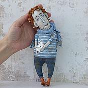 Куклы и игрушки handmade. Livemaster - original item Angel Dan.. Handmade.