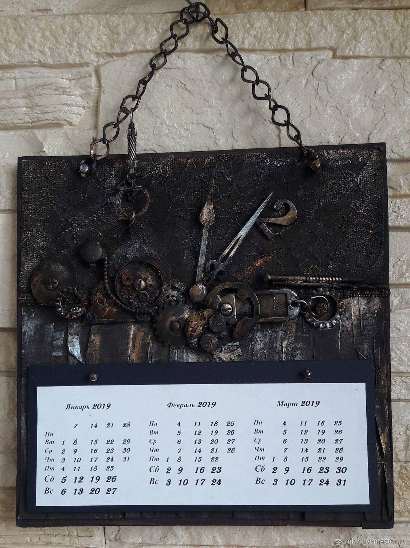 Календарь. Все будет в свое время, Календари, Санкт-Петербург, Фото №1