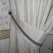 Для дома и интерьера ручной работы. Ярмарка Мастеров - ручная работа Подхват для штор Фантазия. Handmade.