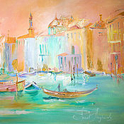 Картины и панно handmade. Livemaster - original item Venice. Handmade.