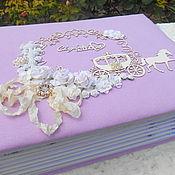 Свадебный салон handmade. Livemaster - original item Huge wedding album. Handmade.