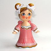 Miniature figurines handmade. Livemaster - original item Mini figures and figurines: Toy