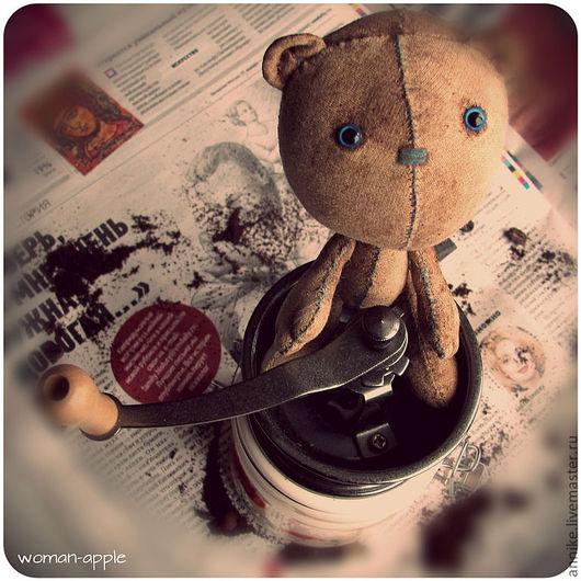 Игрушки животные, ручной работы. Ярмарка Мастеров - ручная работа. Купить Ароматные Миши. Handmade. Коричневый, мишка ручной работы