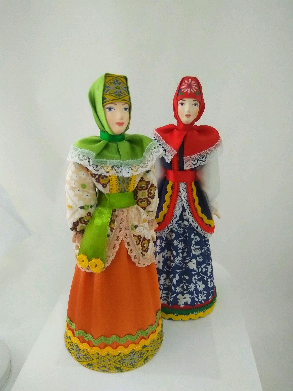 Кукла казачка, Куклы и пупсы, Санкт-Петербург,  Фото №1