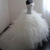 Платья ручной работы. Ярмарка Мастеров - ручная работа Свадебное платье. Handmade.