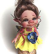 Куклы и игрушки ручной работы. Ярмарка Мастеров - ручная работа Элиза. Handmade.