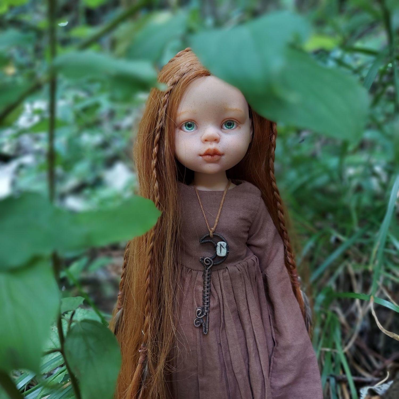Уна. Лесная ведьма, Кукла Кастом, Туапсе,  Фото №1