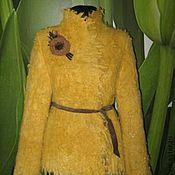 Одежда handmade. Livemaster - original item Jacket Lemon. Handmade.