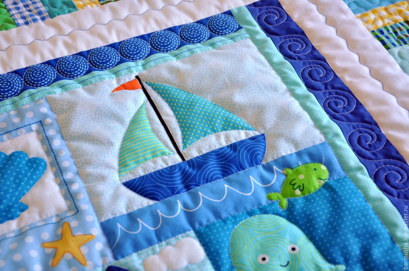 Детское одеяло своими руками. Как сшить детское одеяло для 12